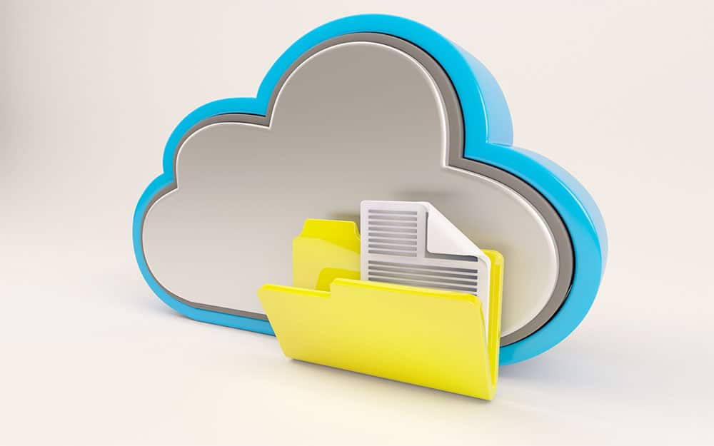 Cloud records management