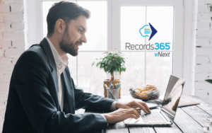 RecordPoint vNext user