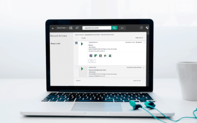 Micro Focus Content Manager 9.3 Replaces HPE Content Manager