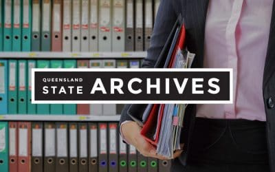 Queensland State Archives' (QSA) New Records Governance Policy