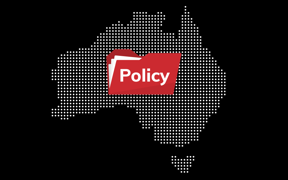 Australian records management standards policies