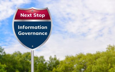 The Purpose of Information Governance & How to Go About an Implementation Project