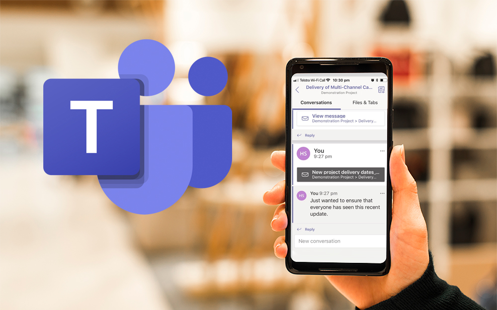 Hidden features in Microsoft Teams
