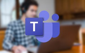 Work remotely using Microsoft Teams