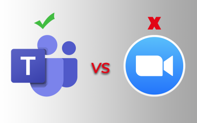 Why You Should Stop Using Zoom and Start Using Microsoft Teams