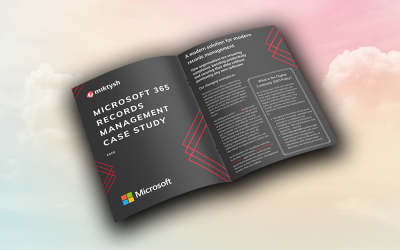 Microsoft 365 Records Management Whitepaper