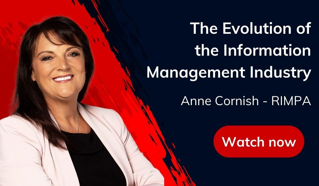 The Evolution of the Information Management Industry – RIMPA