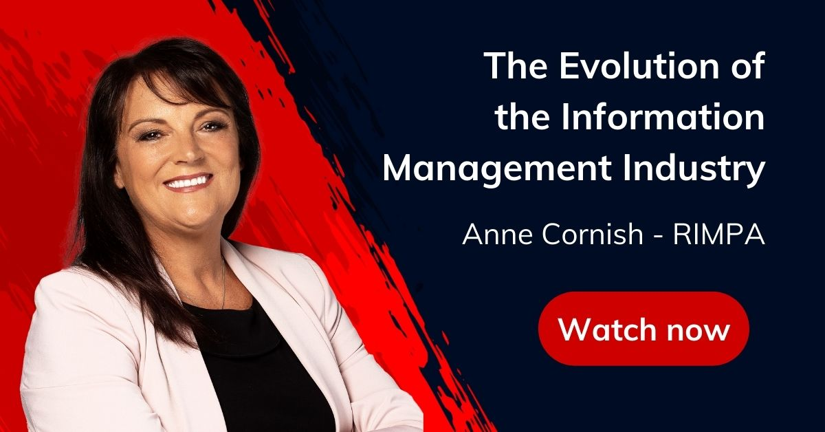 RIMPA The Evolution of the Information Management Industry